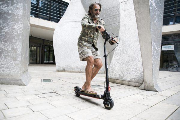 Elektro Scooter Tragkraft bis 120kg