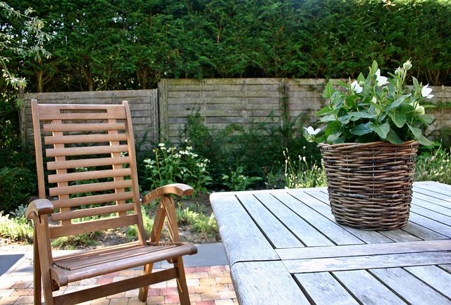 Gartenstühle bis 200 kg belastbar