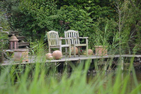Mit einem Gartenstuhl bis 150kg richtig gerüstet sein!