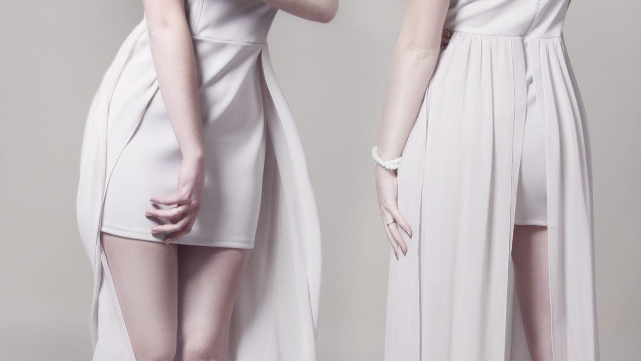 Ein Kleid in Übergröße garantiert hier gefunden!