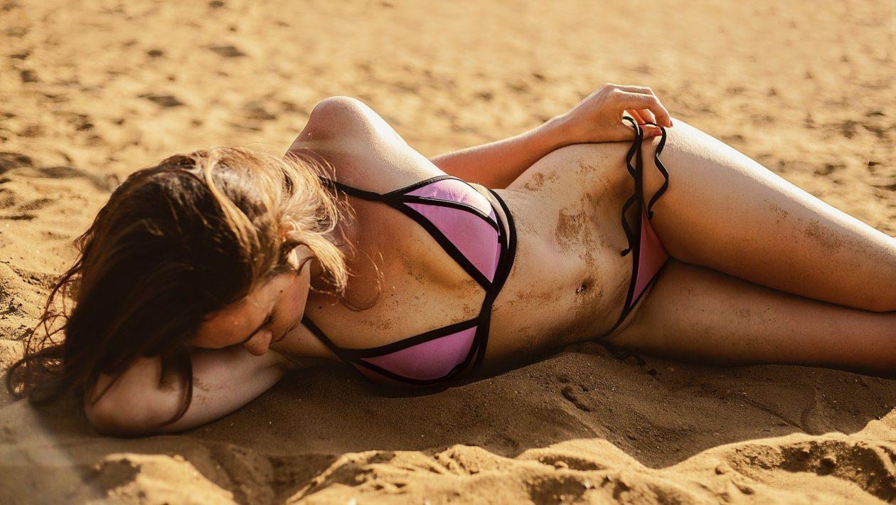 Für die größte Auswahl an Bikini in Übergröße hier entlang!